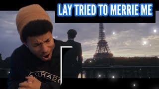 LAY 레이 'I NEED U (需要你)' MV(REACTION)