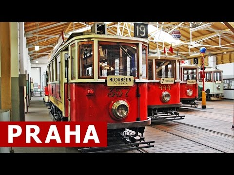 Prague Old Trams and Buses / Stare tramwaje i autobusy w Pradze - CZ07