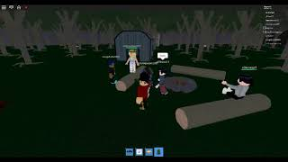 Camping NEW UPDATE - GAMEPLAY ROBLOX