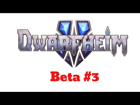Dwarfheim Conquest Beta#3 (intro overview of the game) |