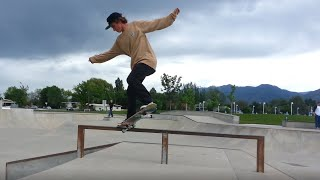 beast af skateboarding video