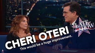 Cheri Oteri: Judge Judy Should Moderate The Debates