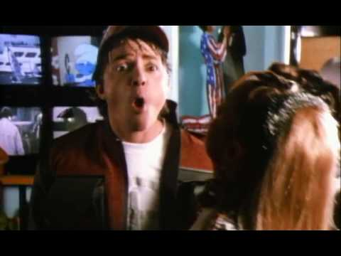 Back To The Future 2 Trailer HD