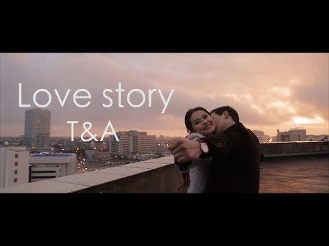 Love story Atyrau (Talg'at&Aisu'ly)
