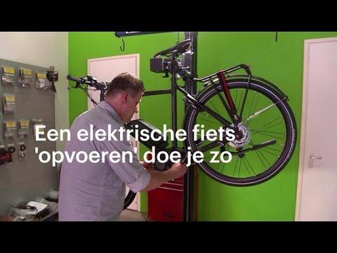 een elektrische fiets opvoeren 39 fluitje van een cent. Black Bedroom Furniture Sets. Home Design Ideas