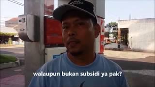 Rakyat Kaget Harga BBM Naik Awal Juli  Tengah Malam