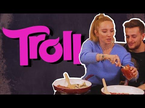 TROLL MUTFAK - Rakibinin Adana Kebabını Trolle