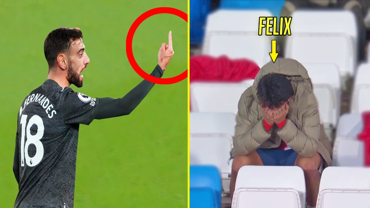 Download Famous Players Angry Moments After Substitutions in Football