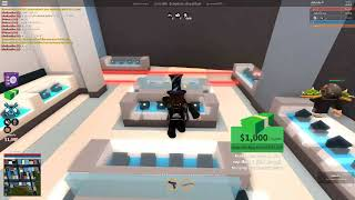 ROBBING MUSEUM,JEW STORE AND BANK! (Roblox Jailbreak)