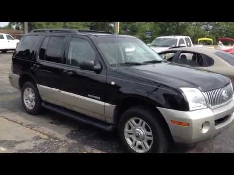 2002 Mercury Mountaineer Quick Tour / Overview