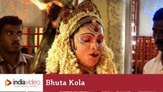 Bhuta Kola, an ancient art form performed in Tulu Nadu
