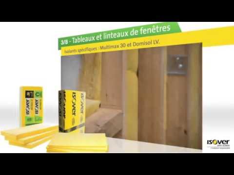 comment isoler les murs par l 39 ext rieur sous bardage rapport avec isover youtube. Black Bedroom Furniture Sets. Home Design Ideas