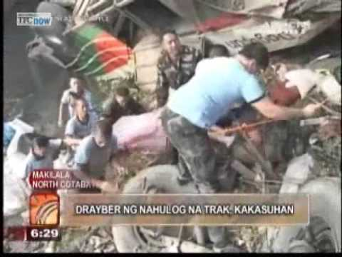 UKG Mindanao: Truck driver to be sued for road accident