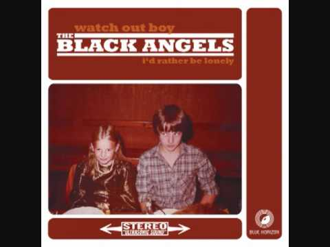 Клип The Black Angels - She's Not There
