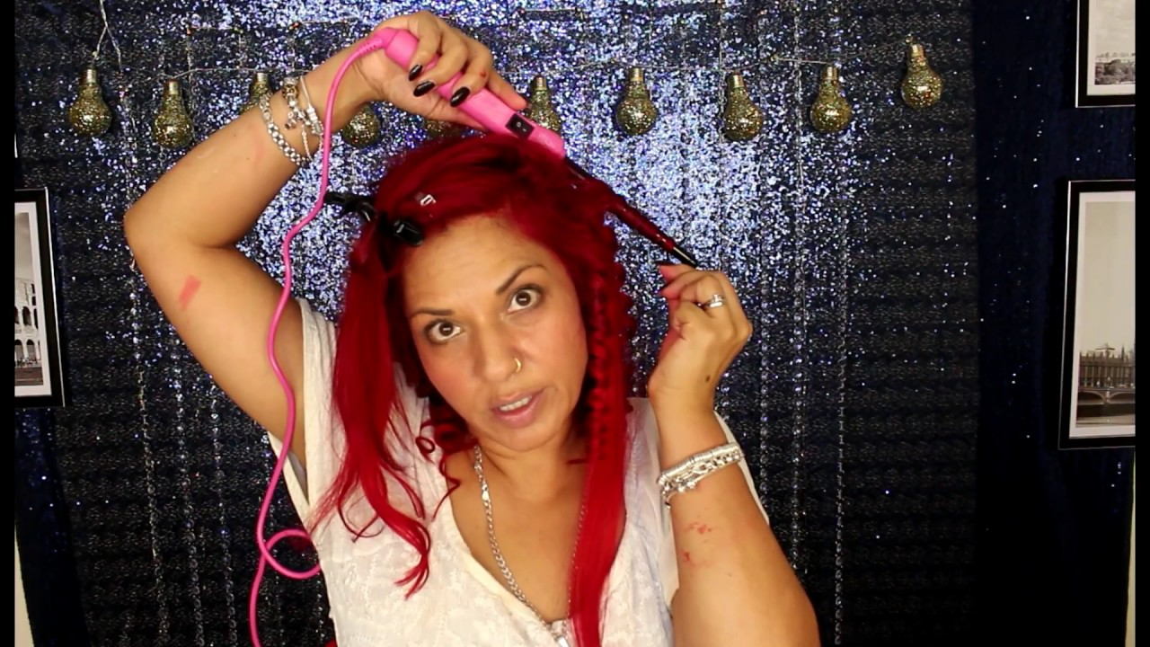 Bellami Hair Extensions And Herstyler 9mm Baby Curls By Bombshells