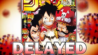 Weekly Shonen Jump Vol.21 Delayed For 1 Week April 2020