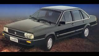 Volkswagen Santana/Carat/Corsar 1981 - 2012 Video