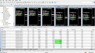 Forex account grows $ 500 to $ 11,00,000.00 NEW Scalper v6 - Part 2