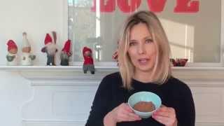 Raw Chocolate Fudge Balls For Christmas