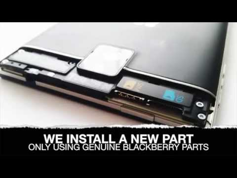 Blackberry Passport Sim Card Reader Connector Repair Solution - Fix Broken Jammed Damaged Service