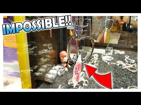 Thumbnail: THIS HAPPENED AT THE CLAW MACHINE...