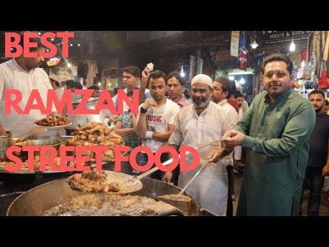 Best Ramazan Street Food in INDIA