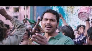 Madras Movie | Mass Scene | Wall Paint Scene | Karthi | Catherine Tresa | Kalaiyarasan |