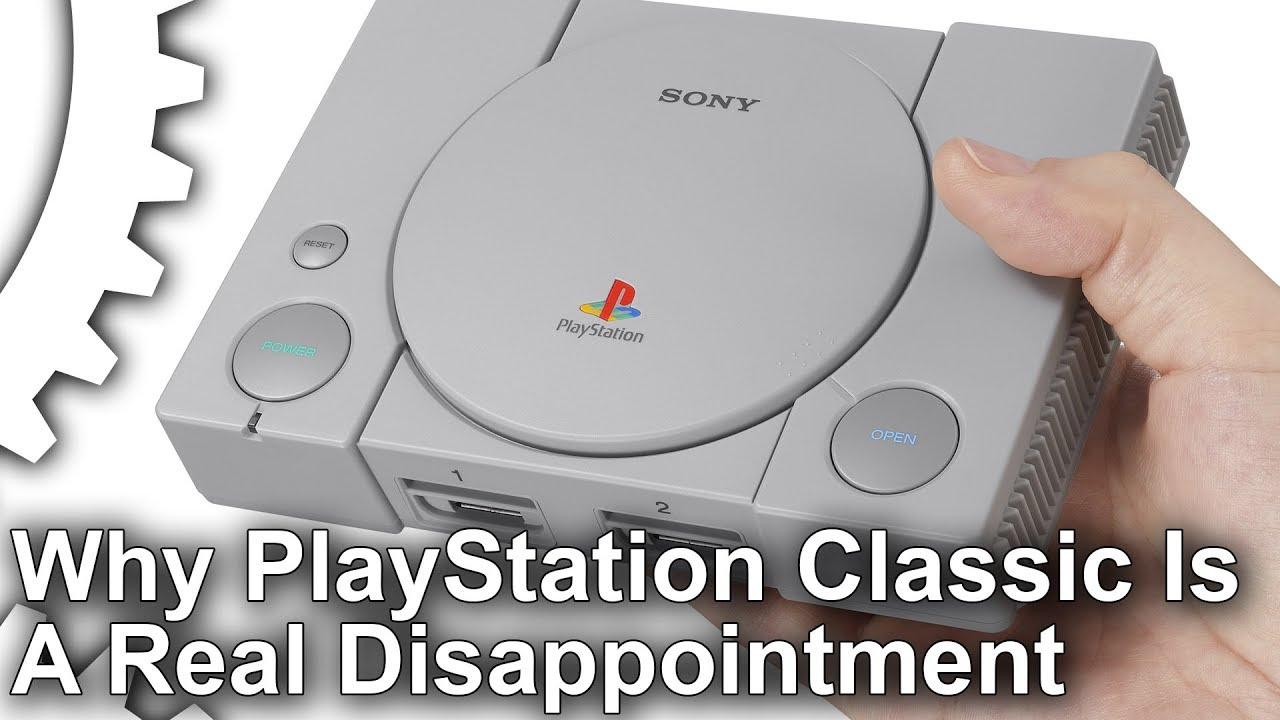 PlayStation Classic review: the games are great but the