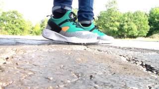 On Foot: Nike Air Huarache Utility