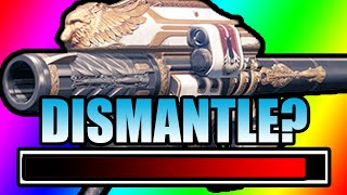 DESTINY BEST MOMENTS - PRETENDING TO DISMANTLE MY GJALLARHORN