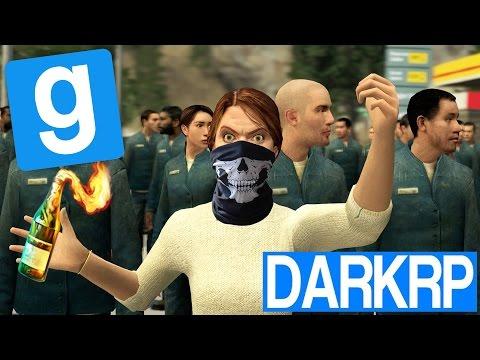 LA REBELLION DE JACQUELINE - Garry's Mod DarkRP