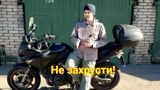 21 совет начинающему мотоциклисту