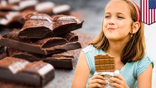 Chocolate could disappear by 2050 due to global warming - TomoNews