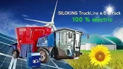 Ruokinta 100% sähköisesti SILOKING TruckLine e.0 eTruck 1408