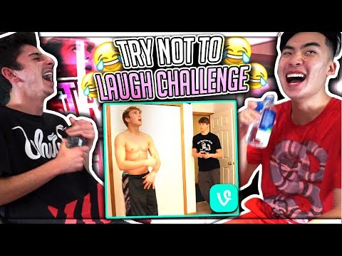 TRY NOT TO LAUGH CHALLENGE!! (CRINGE)