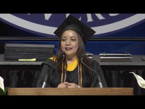 Damayanti Subedi - Southern New Hampshire University Student Commencement Speech