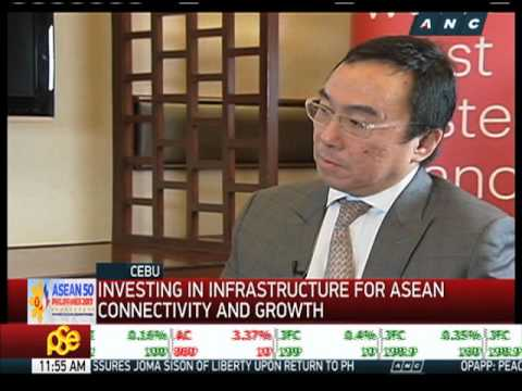 Japan's largest bank eyes financing for PH transportation projects