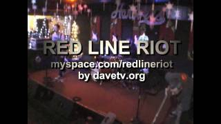 "RED LINE RIOT -""Model Citizen"" live at Hanover"