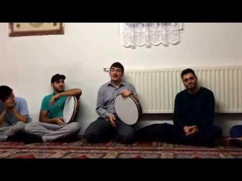"Sultan Abdulhamid Camiî: Mahmut Acar Hoca ""Allah'a Kul Olamadım"" İlâhî, 07.11.2015"