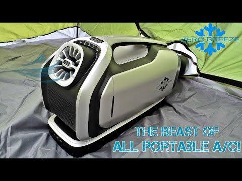 Zero Breeze Mark 2.0 - Insane Portable Air Conditioner (2019) & Summer Tested!