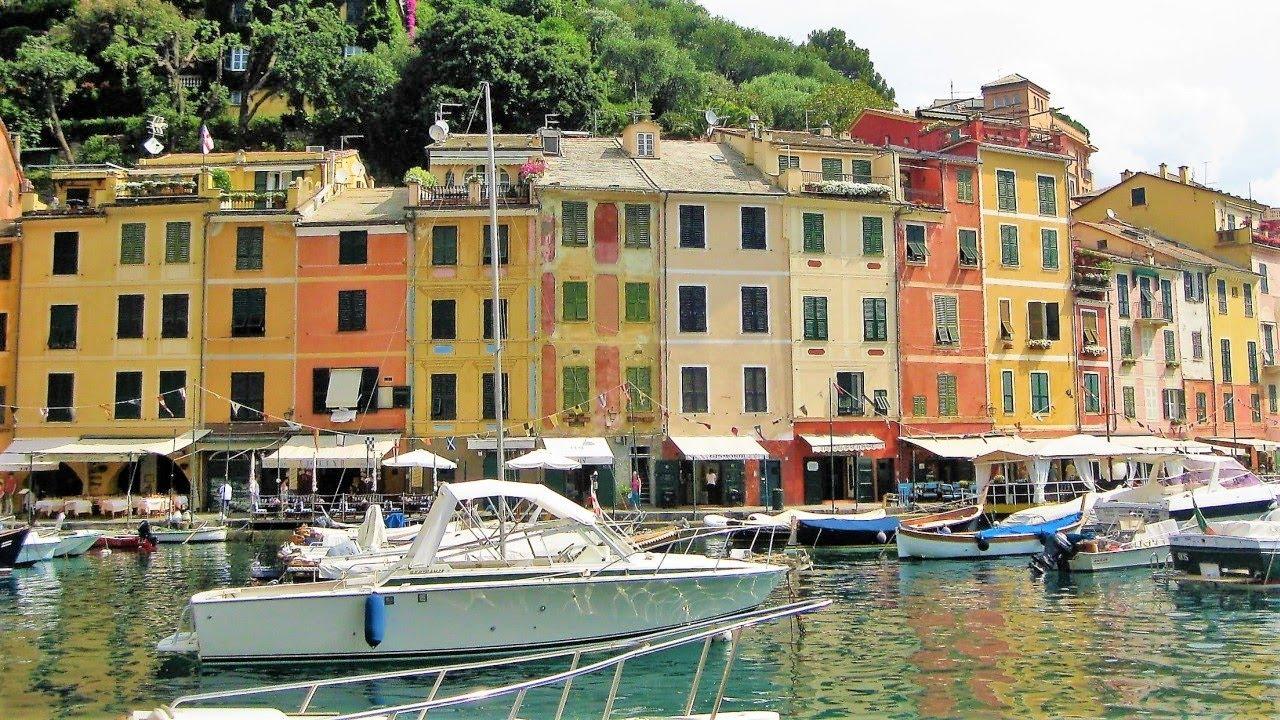 Portofino, Italy - YouTube