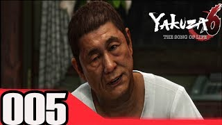 Yakuza 6: The Song of Life  - Gameplay Walkthrough Part 5 No Commentary (PS4)
