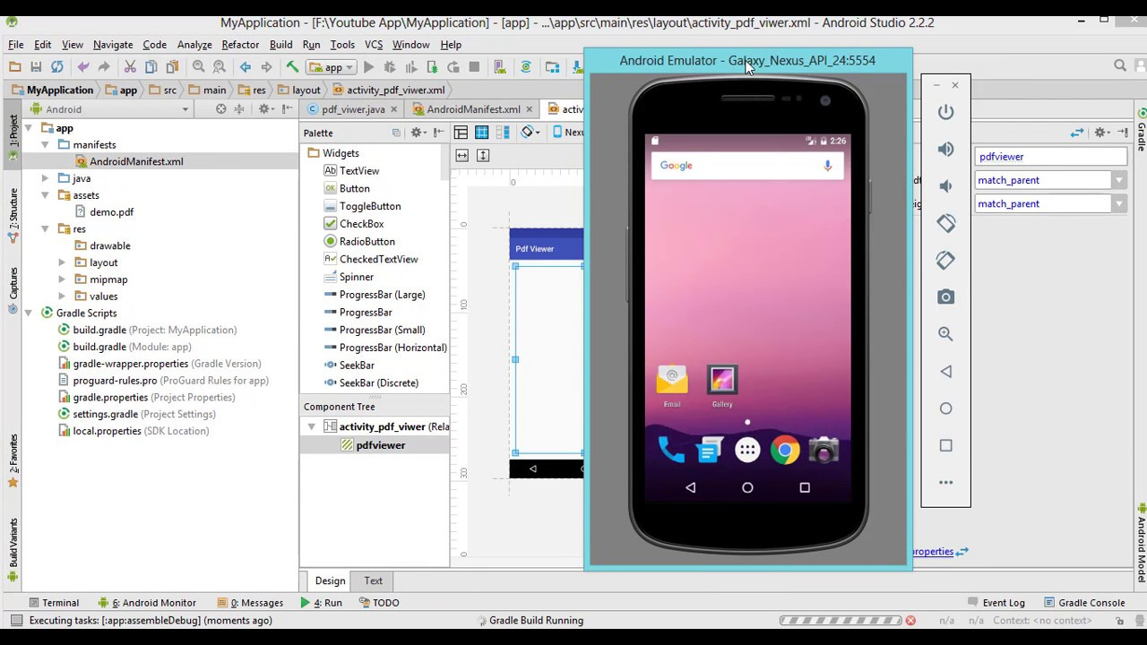 Android Studio For Beginners Pdf