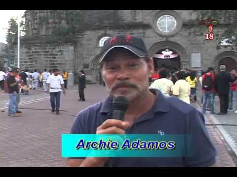 CAST OF EL PRESIDENTE  Archie Adamos.flv