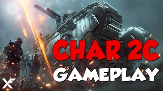 Char 2c Behemoth Gameplay - Battlefield 1