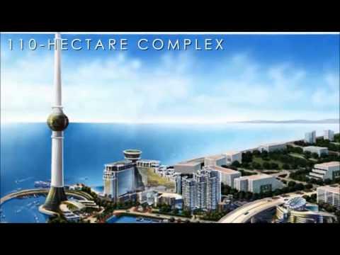 Future City Masterplan of Mall of Asia Complex and Manila Bay
