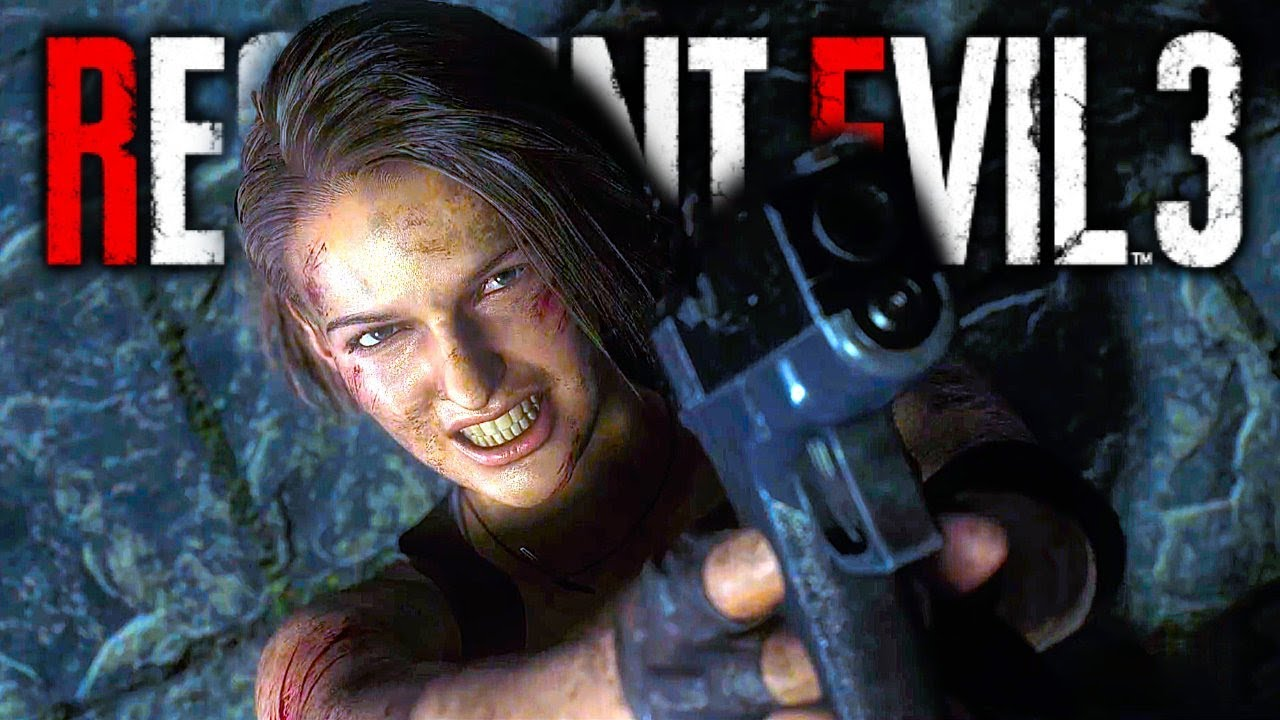 Download RESIDENT EVIL 3 REMAKE All Cutscenes Full Movie (2020) HD
