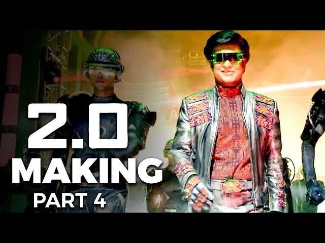 2.0 Making - Part 4 Analysis | Rajinikanth | Akshay Kumar | Shankar | TK
