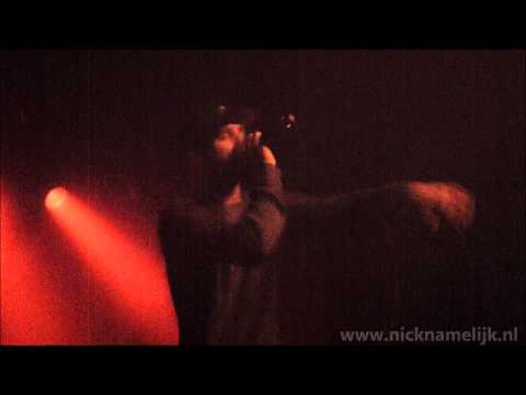 Ed Scissortongue @ Boombap The Amsterdam Sessions, Melkweg 06-12-2014