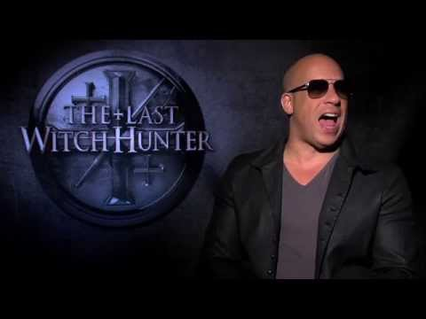 "My Fun and Funny Interview with Vin Diesel for ""The Last Witch Hunter"""